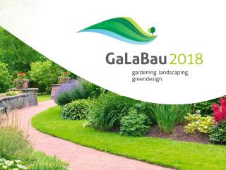 GaLaBau 2018 in Nürnberg